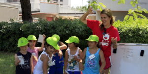 Summer English Camp